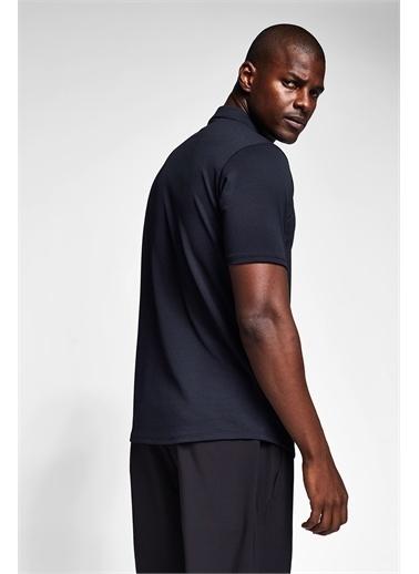 Lescon Siyah Erkek Kısa Kollu Gömlek 21S-1207-21N Siyah
